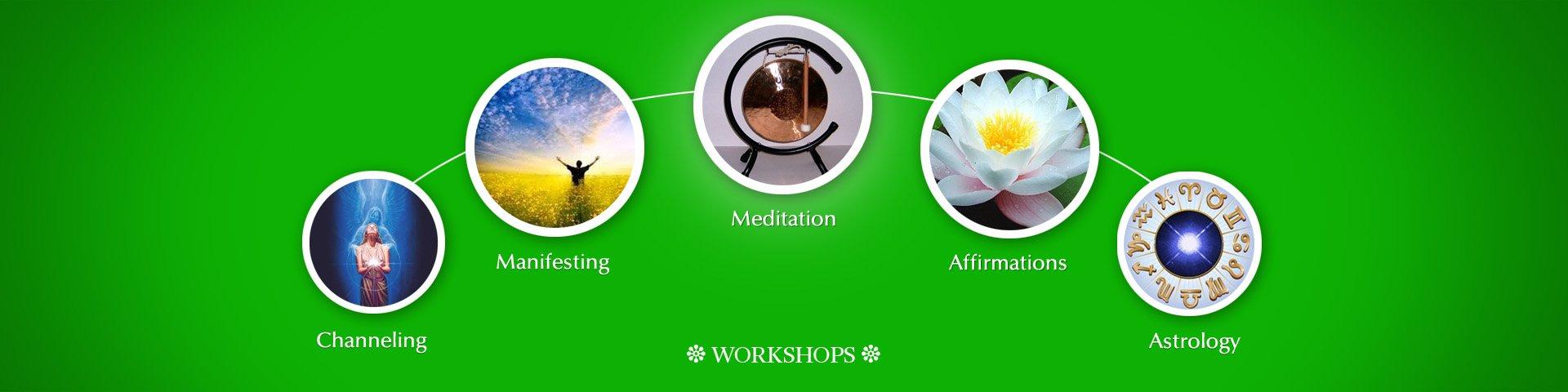 Maitreya Online Workshops